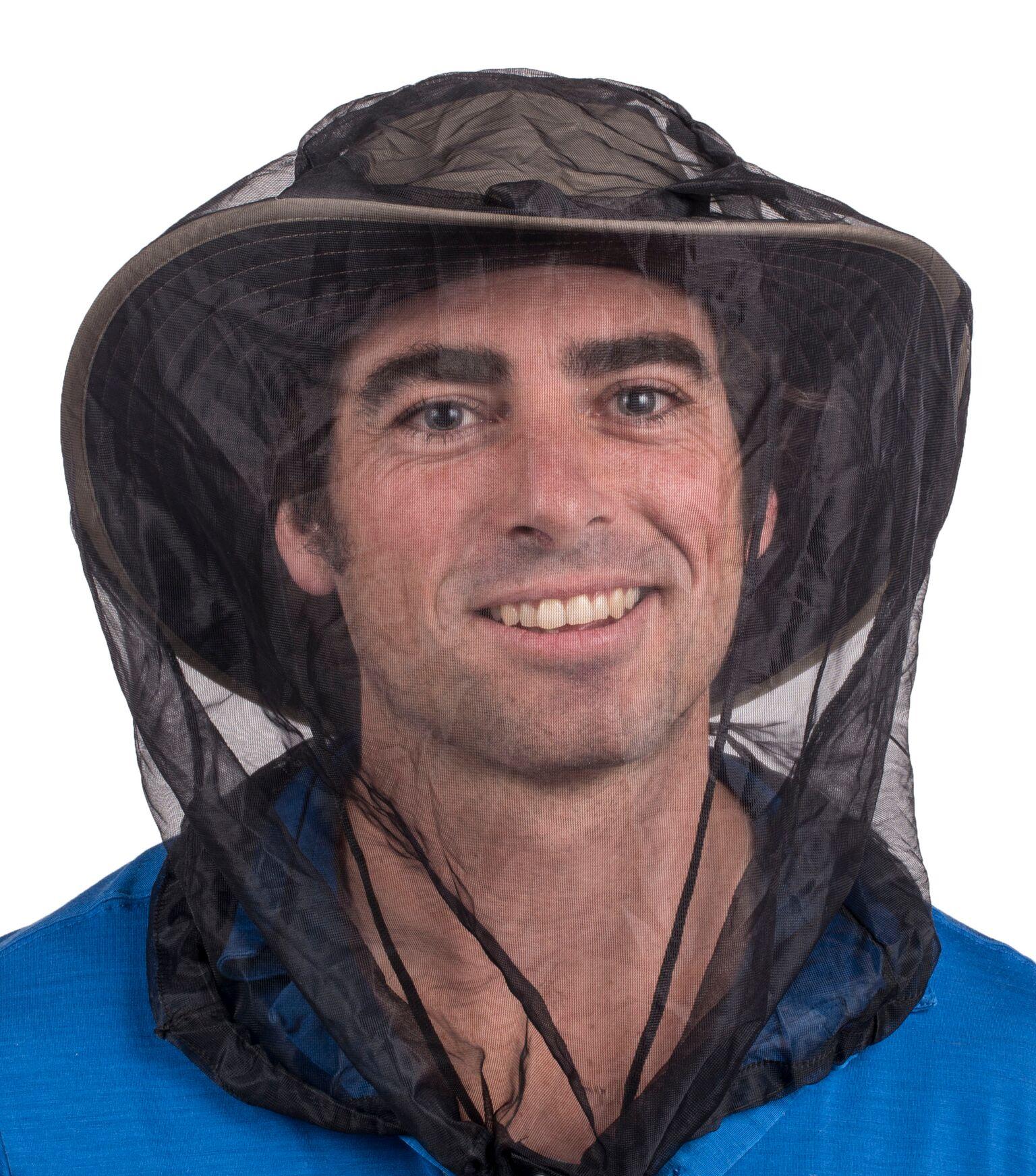 Ultra-fine mesh headnet black fra N/A på fiskegrej.dk