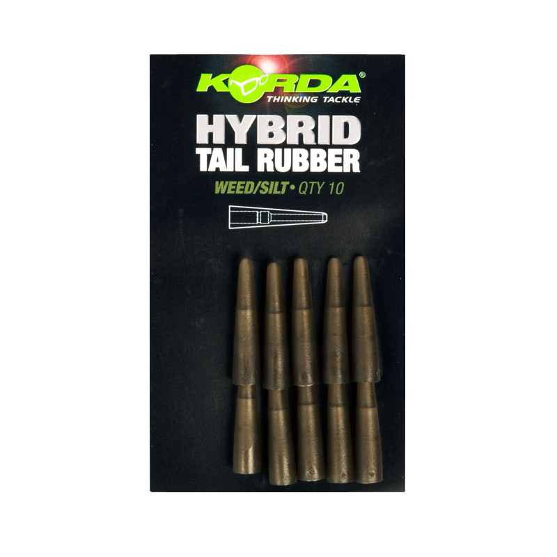 Image of   Korda Hybrid Tail Rubber