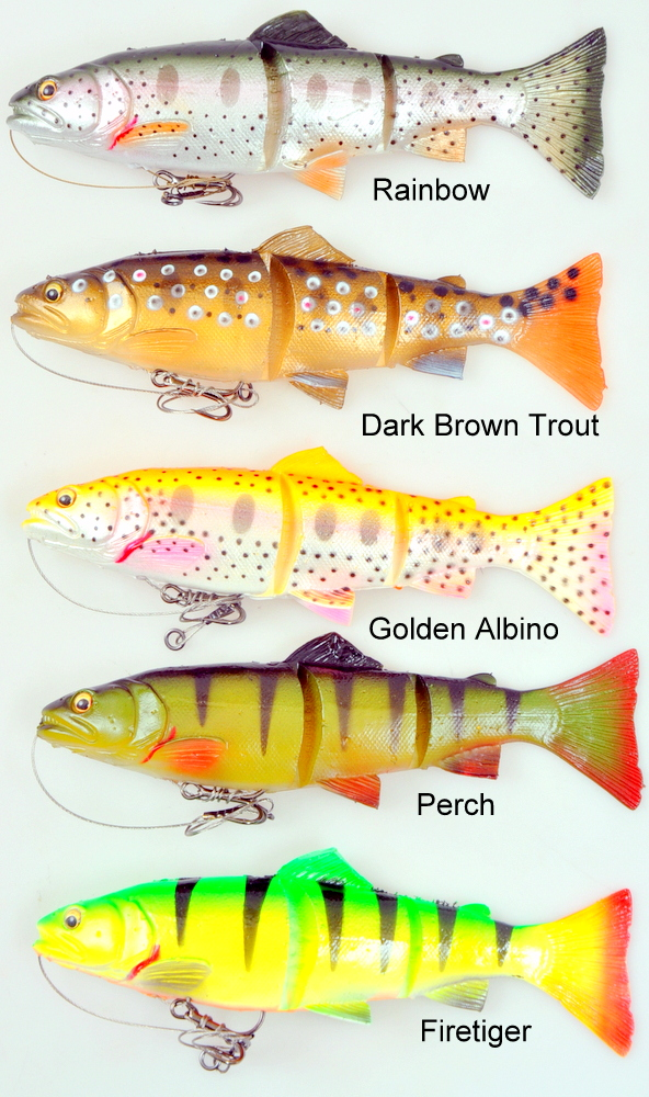 Image of   Savage Gear Line Thru Trout