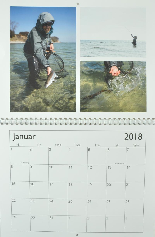 Billede af Kalender 2018