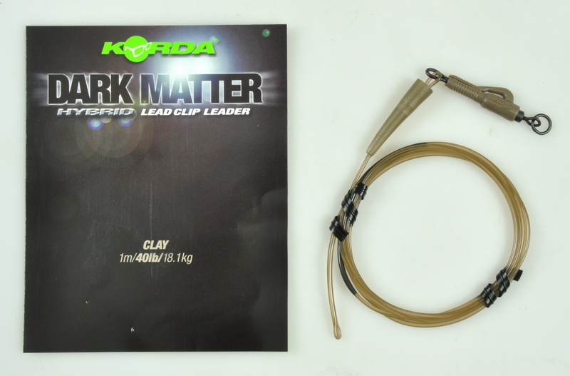 Image of   Korda Dark Matter Hybrid Lead Clip Leader