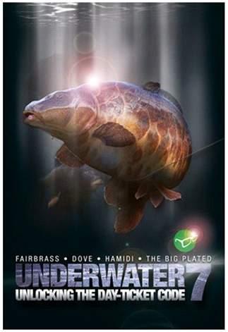 N/A – Korda underwater dvd 7 fra fiskegrej.dk