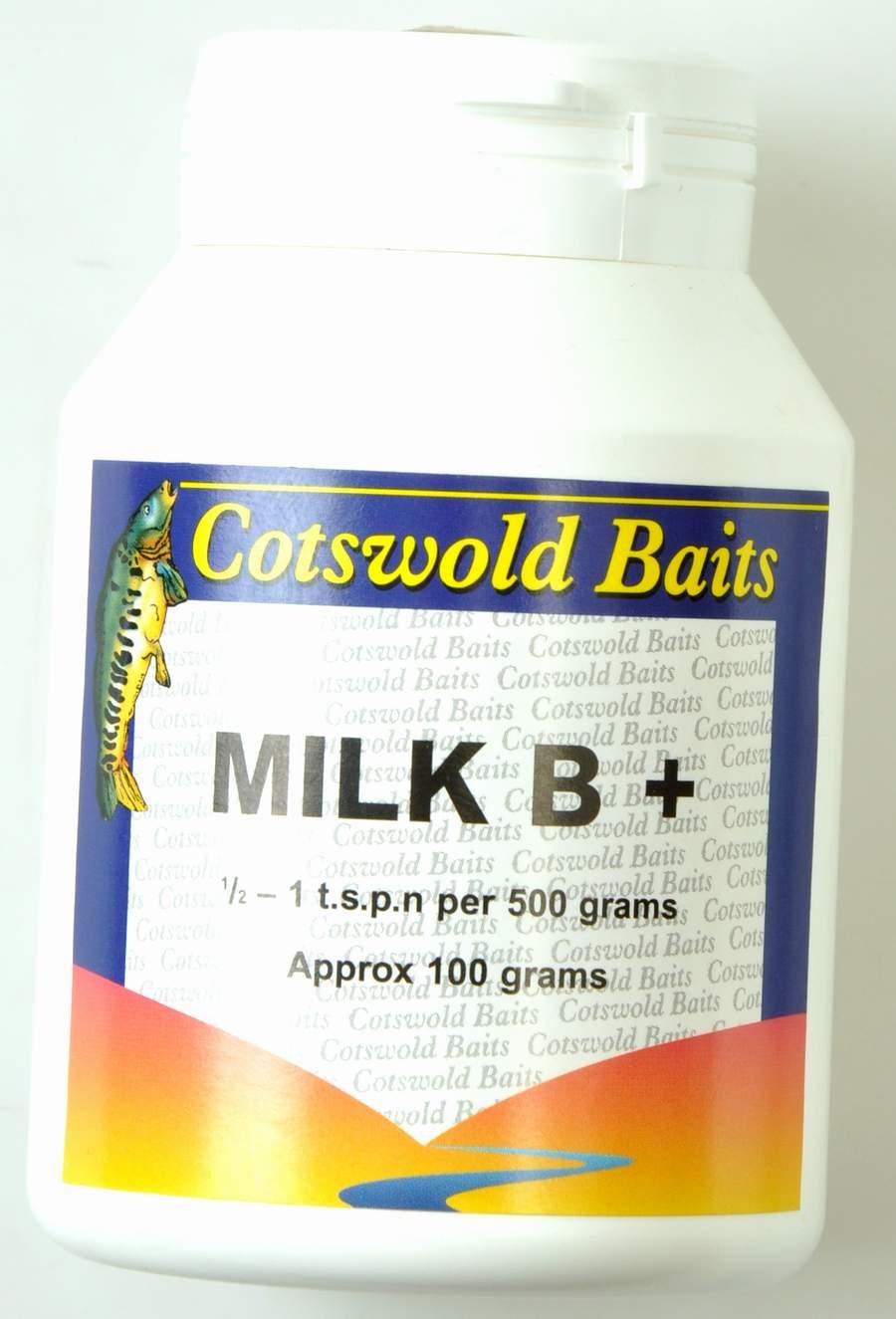 N/A Dt baits cotwold milk b+ fra fiskegrej.dk