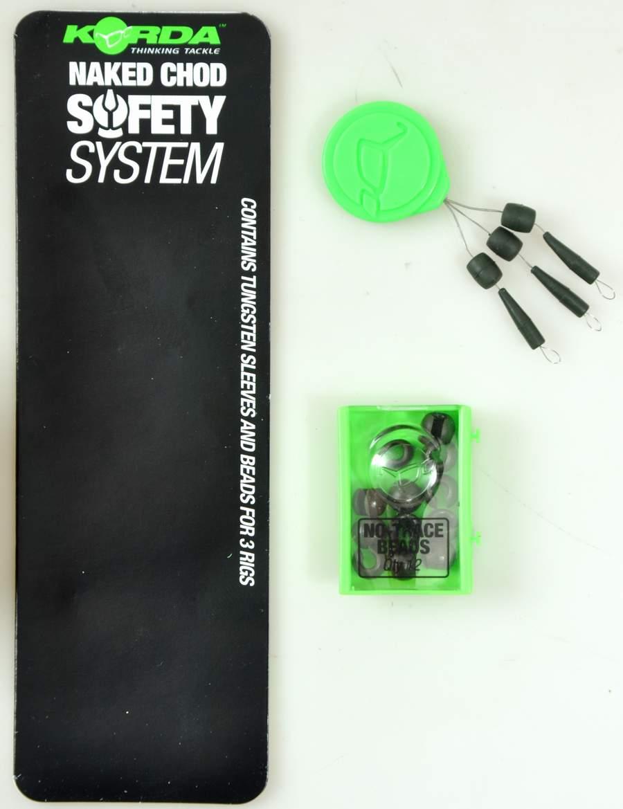 Image of   Korda Naked Chod Saftey System
