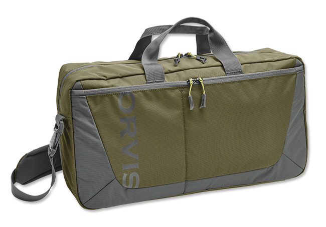 Orvis Safe Passage Fly Tyers Kit Bag