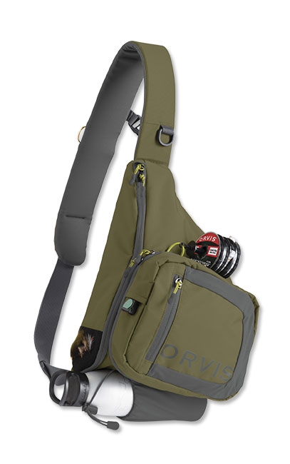 Orvis Safe Passage Sling Pack Olive