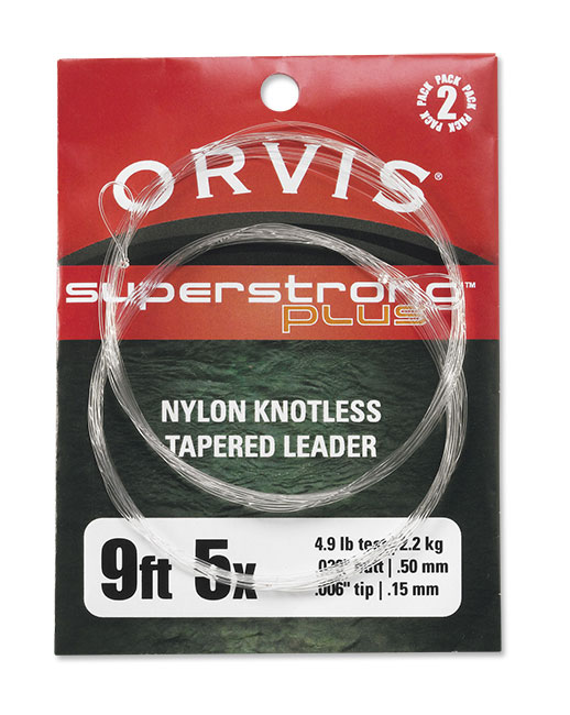 Orvis Super Strong Plus Forfang 2stk.
