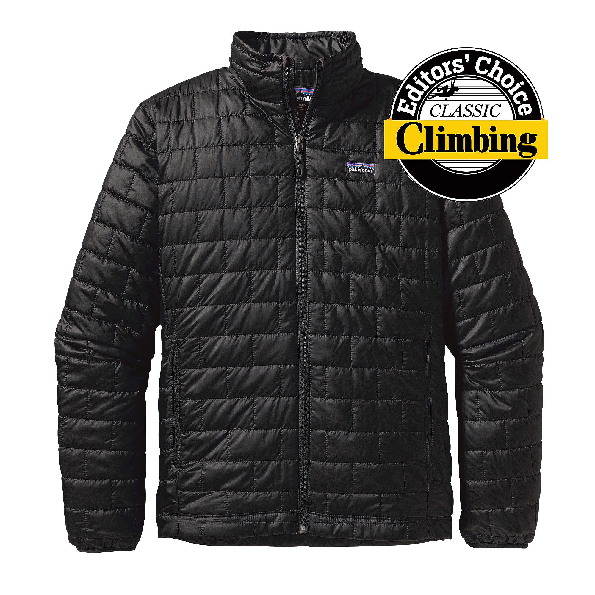 Image of   Patagonia Nano Puff Jakke Sort