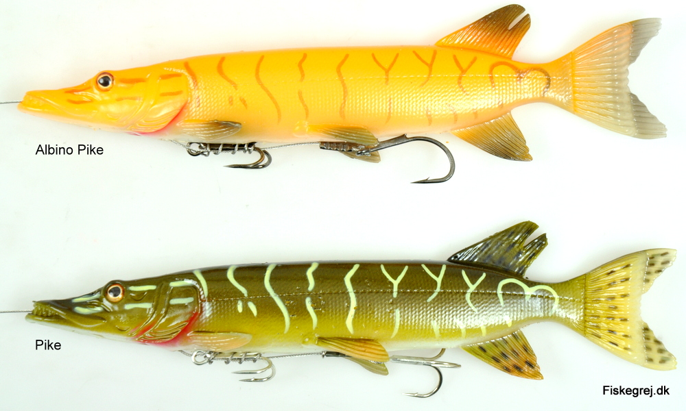 Savage Gear Line Thru Pike