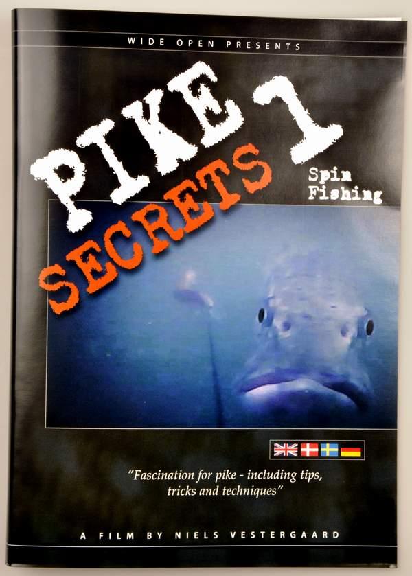 Billede af Pike Secrets 1 Spinfishing
