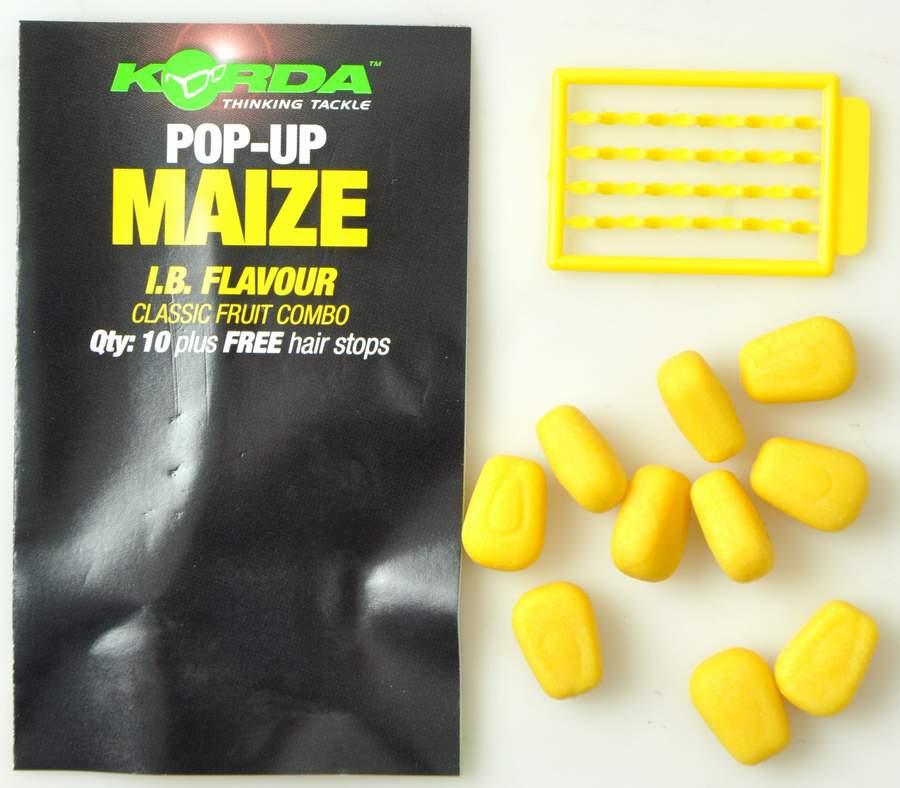 Korda pop up maize fra N/A fra fiskegrej.dk