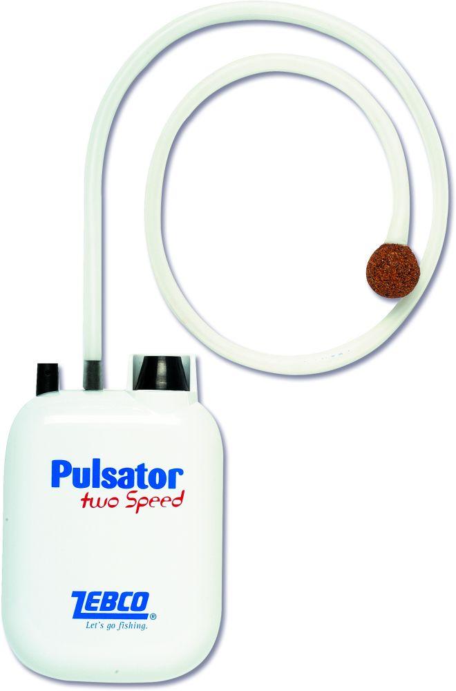 Zebco pulsator oxygen pumpe fra N/A fra fiskegrej.dk