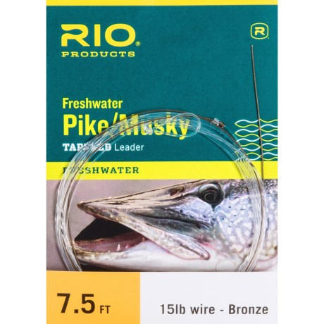 Rio pike forfang fra N/A fra fiskegrej.dk