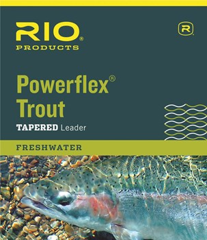 Rio Powerflex Troutleader 12ft