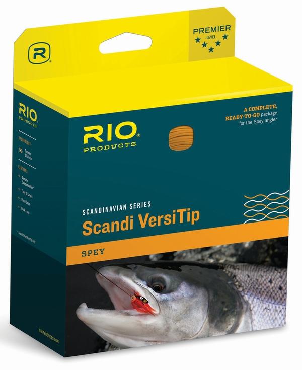 Rio scandi short versitip fra N/A fra fiskegrej.dk