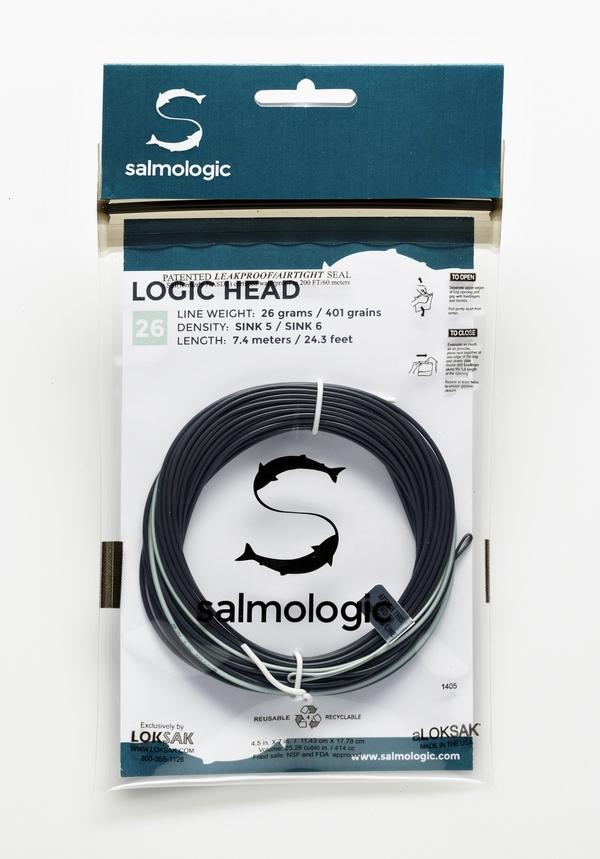 Salmologic Skydehoved 26g