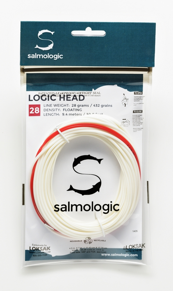 Salmologic Skydehoved 28g