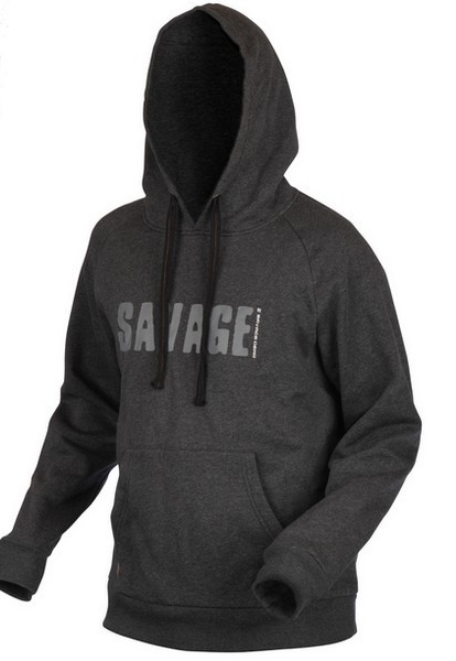 Image of   Savage Gear Simply Savage Zip Hoodie