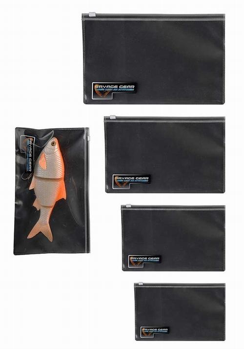 N/A Savage gear ziplock bags fra fiskegrej.dk