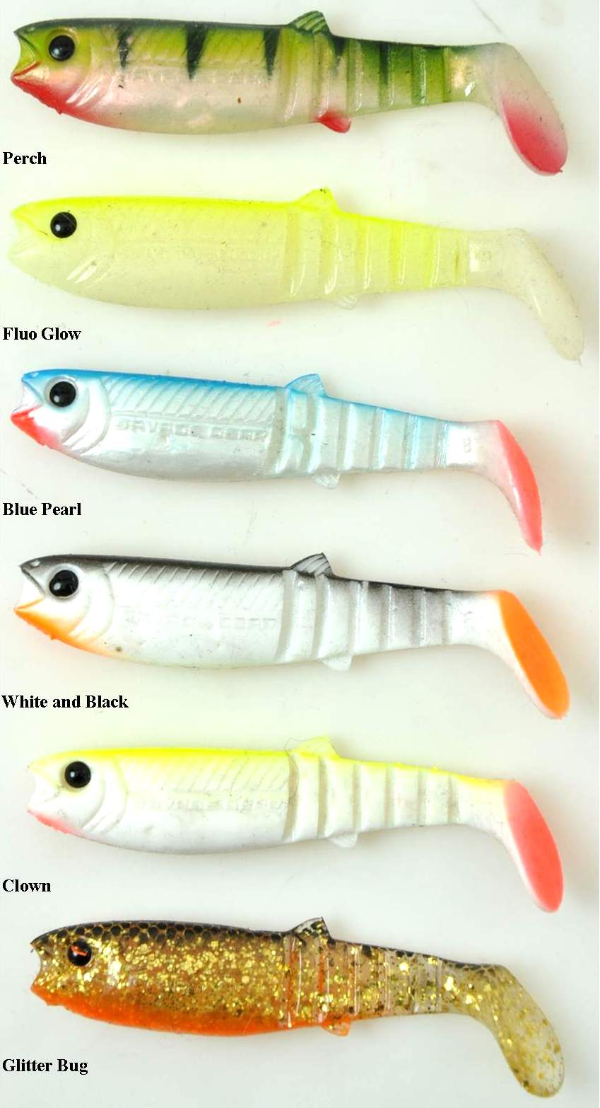 Image of   Savage Gear Cannibal Shad Jig
