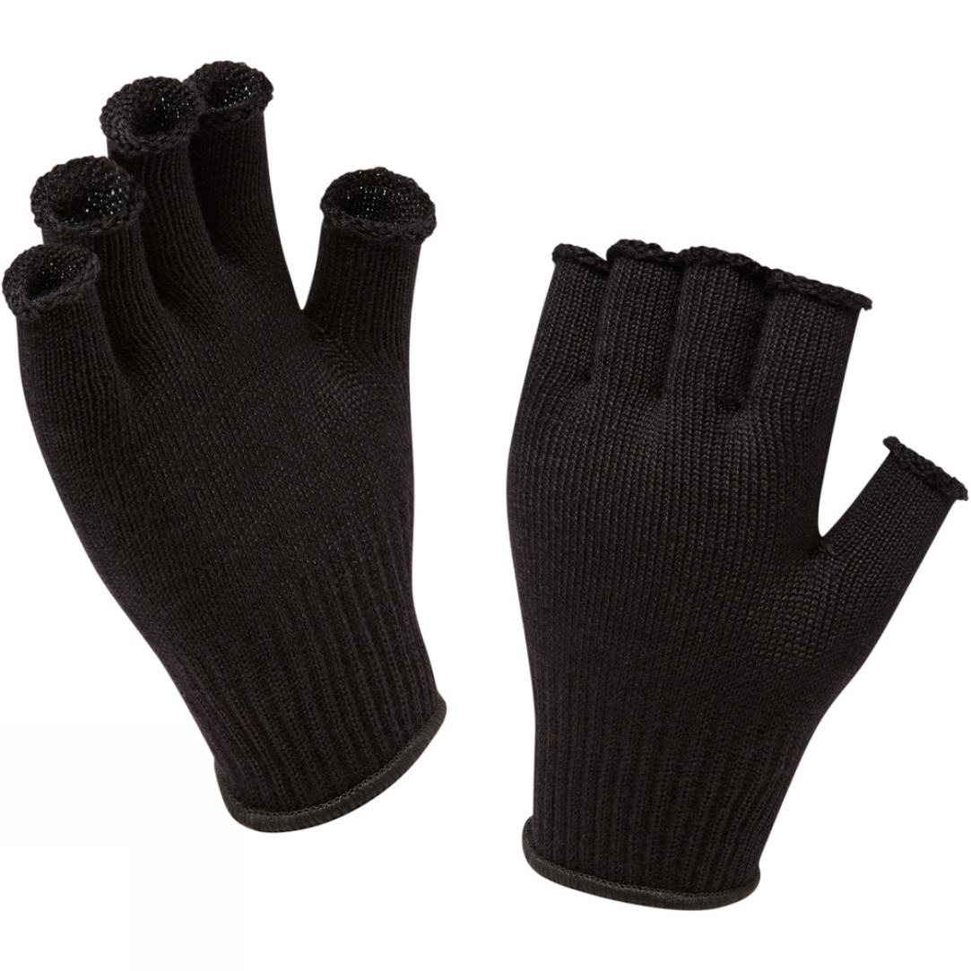 Image of   Sealskinz Fingerless Merino handske