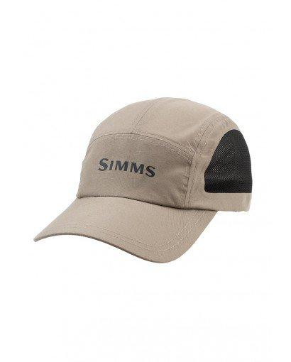 Simms Microfiber Shortbill Cap River Rock