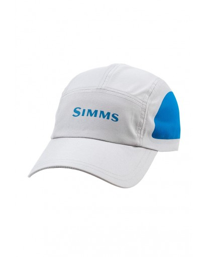 Image of   Simms Microfiber Shortbill Cap Grey