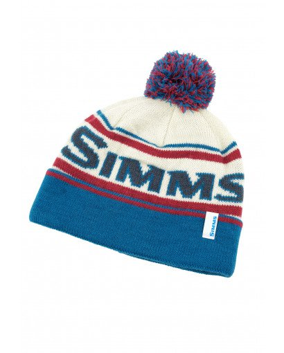 Image of   Simms Wildcard Knit Hat Cobalt