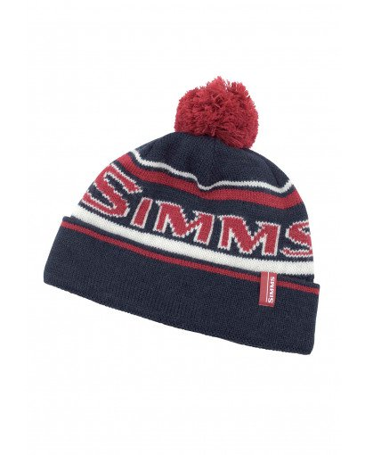 Image of   Simms Wildcard Knit Hat Dark Moon