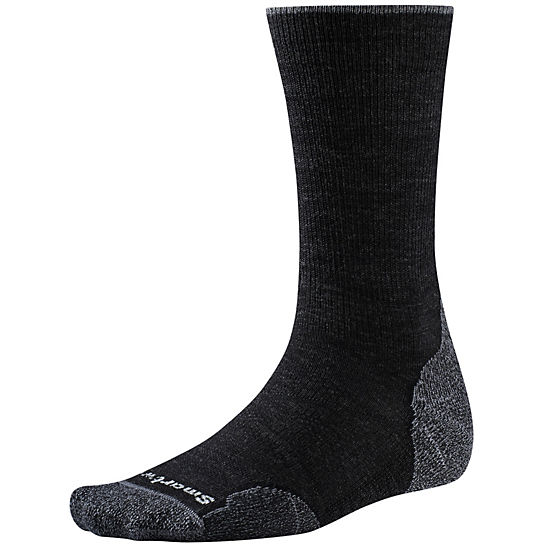 Image of   Smartwool PHD Outdoor LT Crew Charcoal