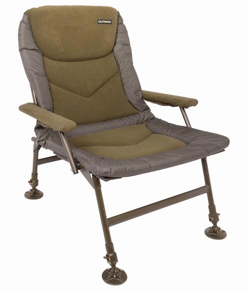 Spro strategy outback relax chair fra N/A fra fiskegrej.dk