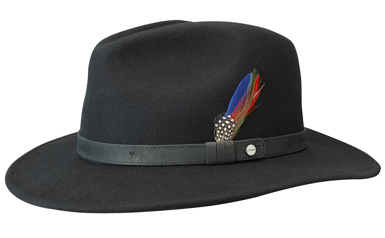 Image of   Stetson Traveller Flexible Woolfelt