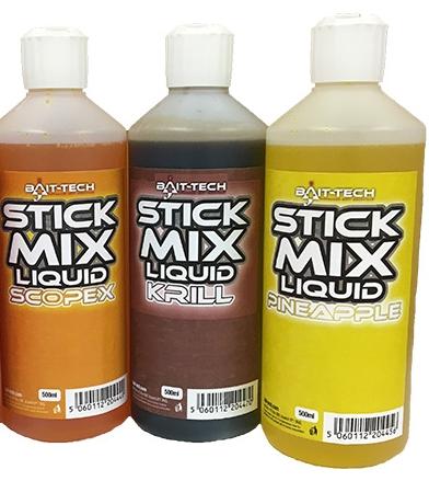 Image of   Bait-Tech Stick Mix Liquid 500ml