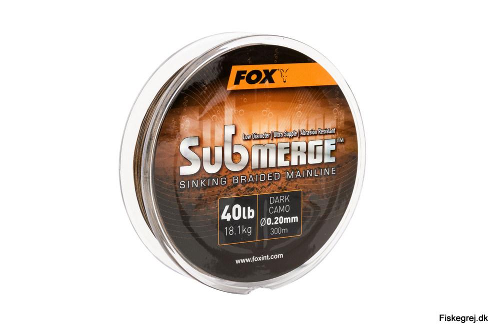 Billede af Fox Submerge 600m 0,20mm