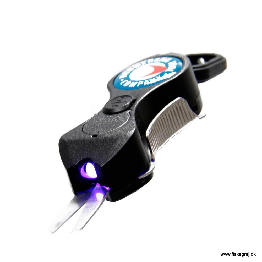 Boomerang Super Snip med UV lys