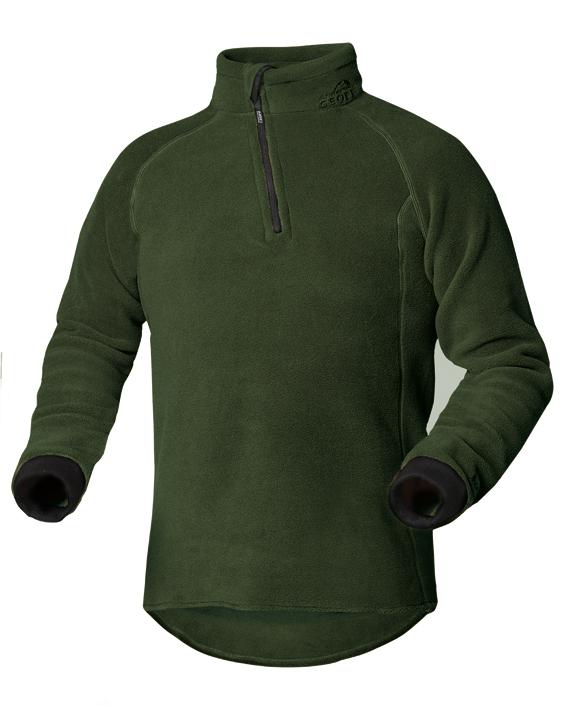 N/A Geoff anderson polartec trøje på fiskegrej.dk