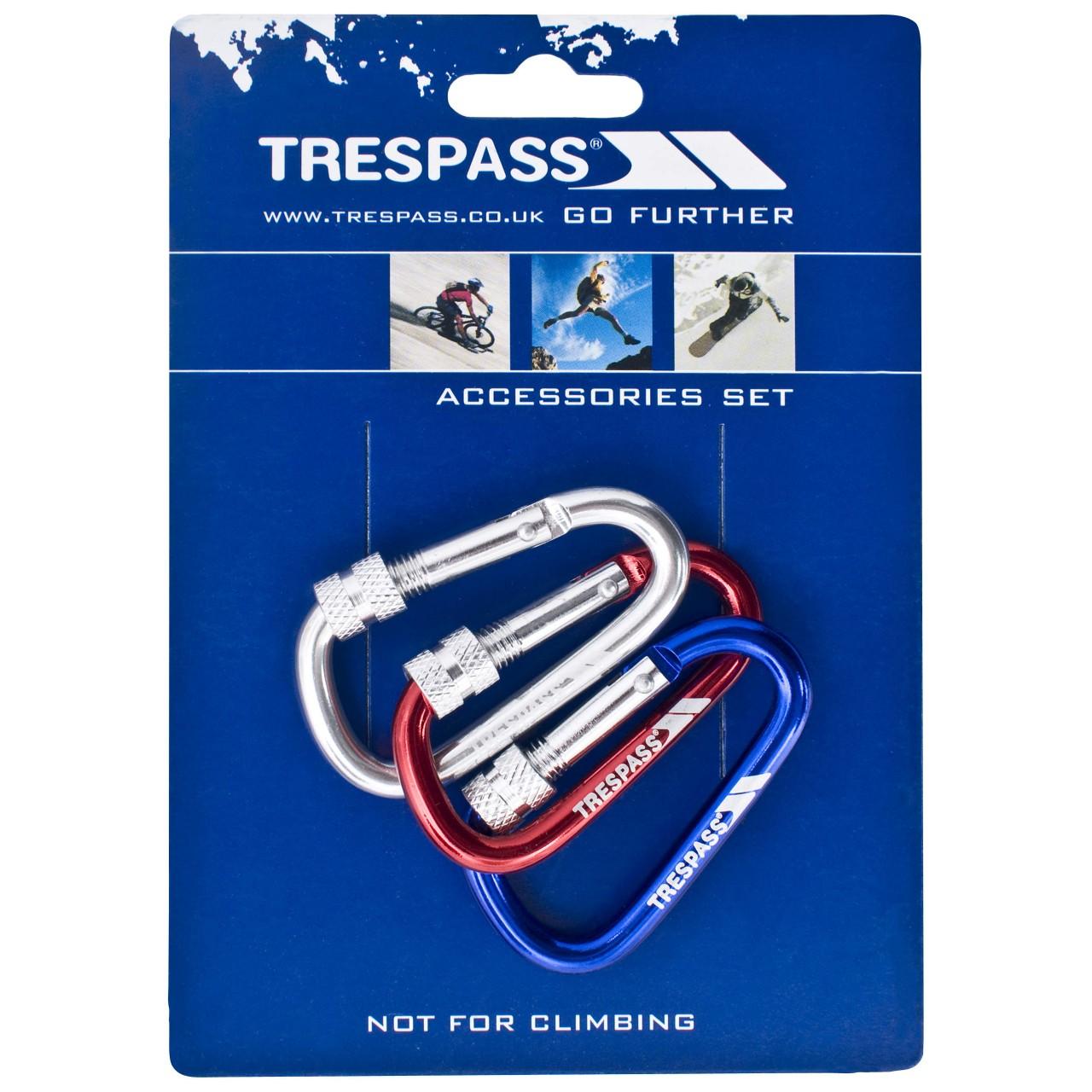 Billede af Trespass Lock X Keyring