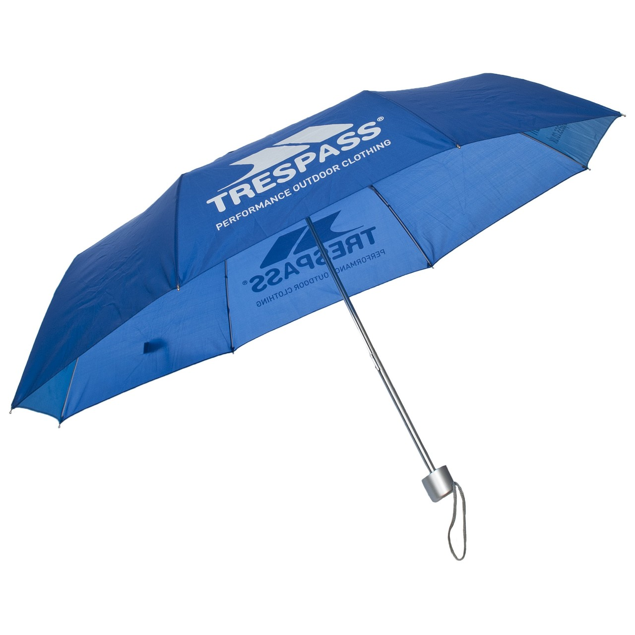 Billede af Trespass Compact Paraply Blå