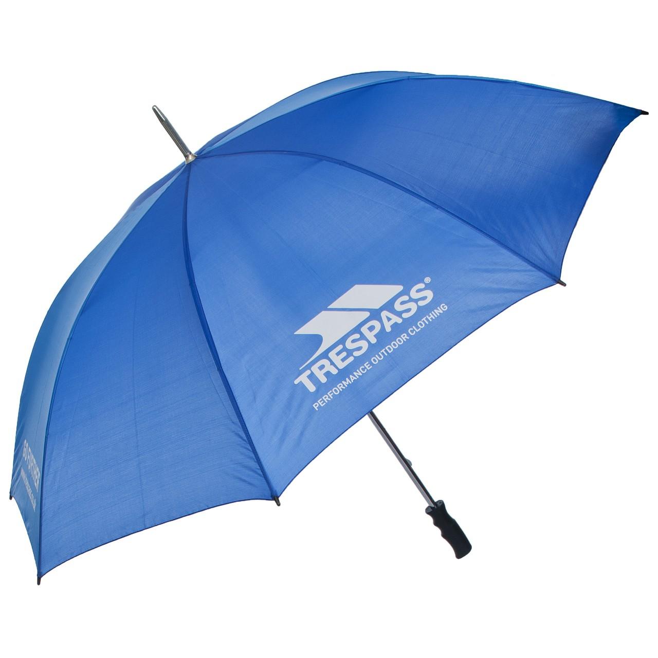 Billede af Trespass Golf Paraply Blå