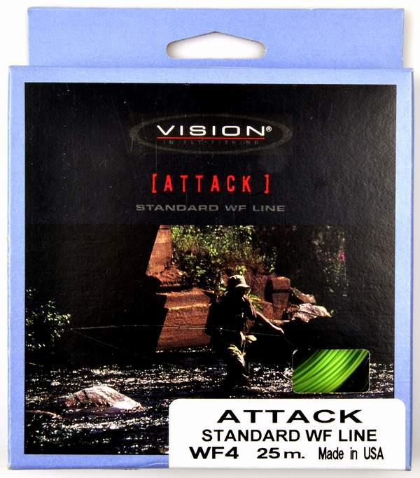 Billede af Vision Attack WF Line