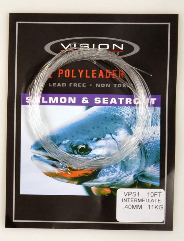 N/A Vision polyleader salmon & seatrout på fiskegrej.dk