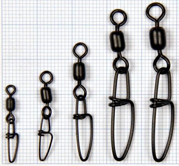 N/A – Berkley cross-lok snap swivels fra fiskegrej.dk
