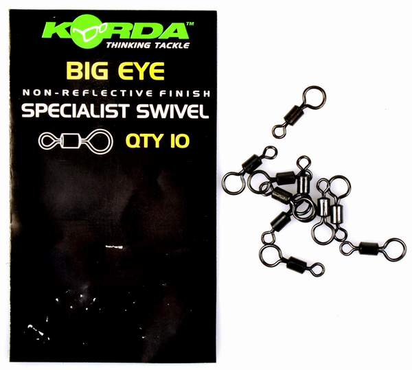 Image of   Korda Big Eye Svirvel