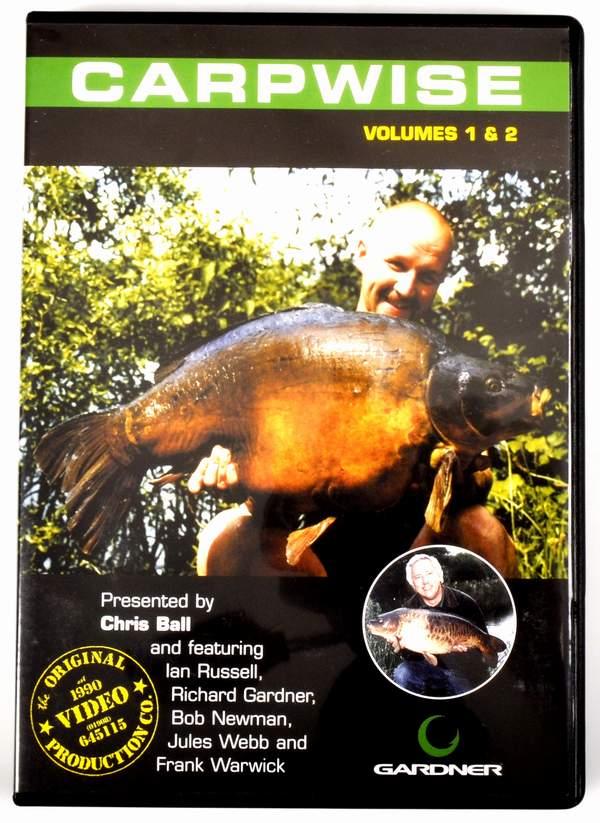 N/A Gardner carpwise dvd 1+2 fra fiskegrej.dk
