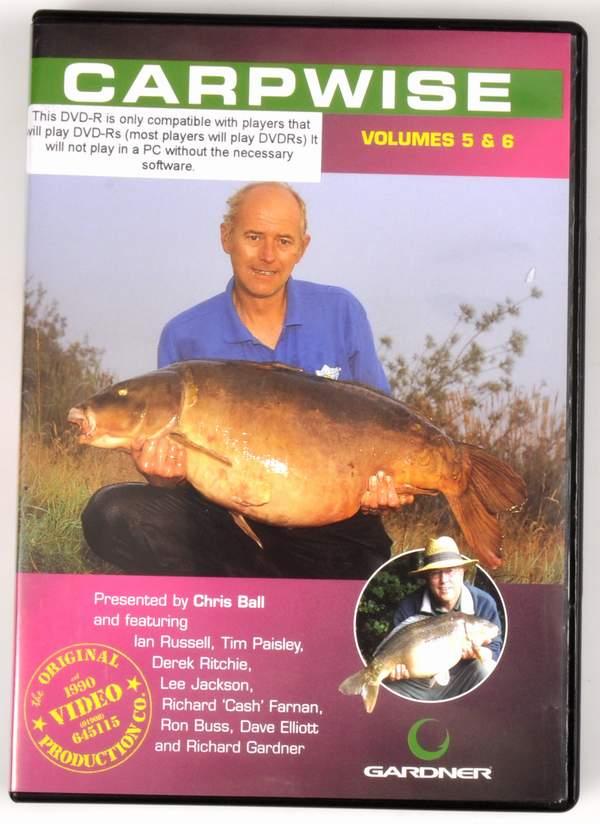 N/A – Gardner carpwise dvd 5+6 fra fiskegrej.dk