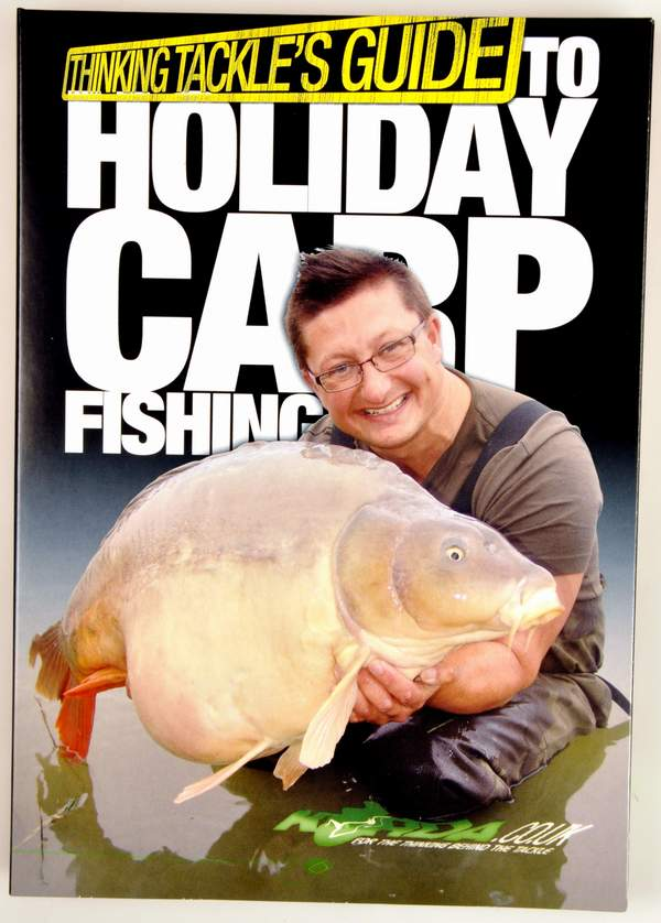 Korda Complete Guide To Holiday Carp Fishing