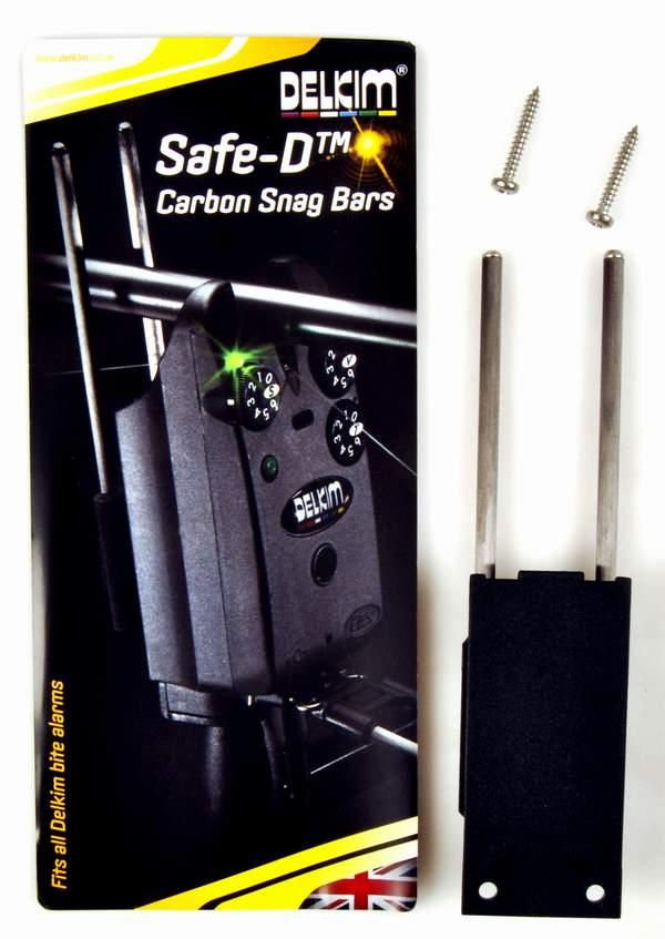 N/A – Delkim safe-d™ carbon snag bars fra fiskegrej.dk
