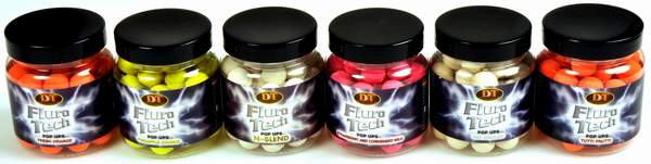 Image of   DT Bait Fluro Tech Pop Ups