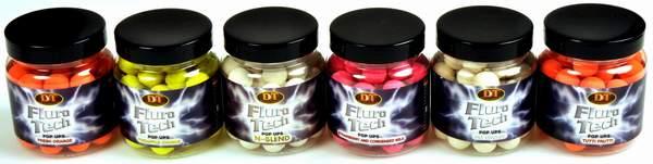 DT Bait Fluro Tech Pop Ups