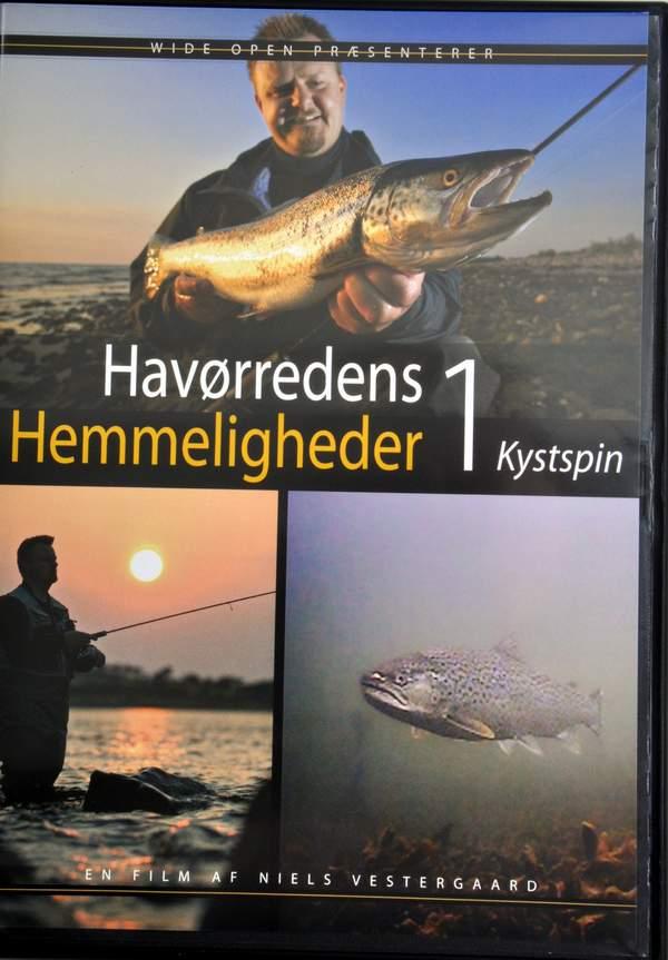 N/A Havørredens hemmeligheder 1, kystspin på fiskegrej.dk